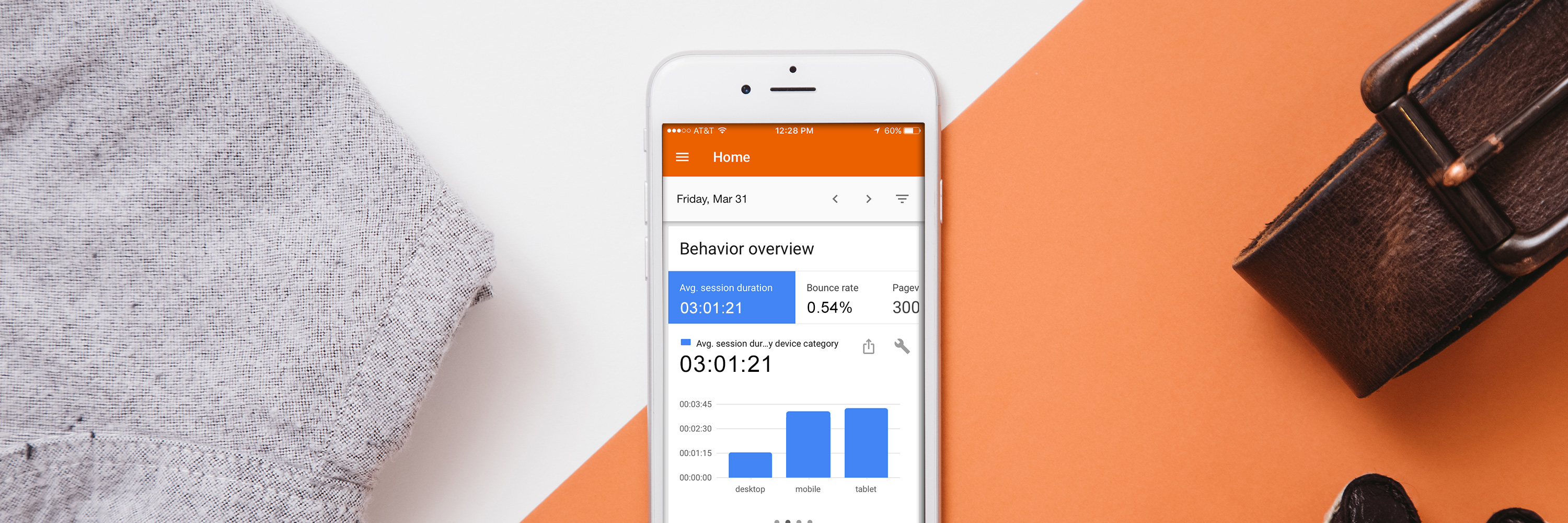 mobile website analytics